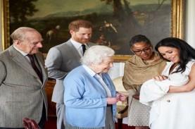 Bikin Yayasan, Pangeran Harry dan Meghan Gunakan Nama…