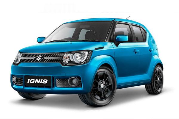 Suzuki Ignis, generasi baru Urban SUV.  - Suzuki