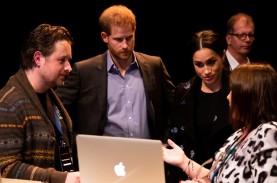 Pangeran Harry Belum Ajukan Kewarganegaraan AS