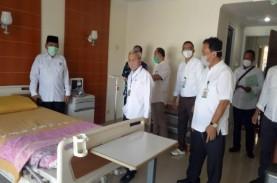 Ruang Isolasi PDP Virus Corona di Asrama Haji Siap…