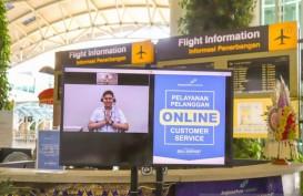 Penumpang Rute Internasional Bandara I Gusti Ngurah Rai Anjlok 117 Persen