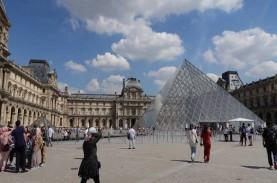 Prancis Larang Warganya Olahraga di Luar Rumah Hindari…