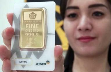 Harga Emas 24 Karat Antam Hari Ini, 8 April 2020