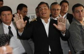 Rafael Correa, Mantan Presiden Ekuador, Divonis 8 Tahun Penjara