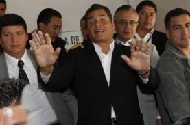 Rafael Correa, Mantan Presiden Ekuador, Divonis 8…