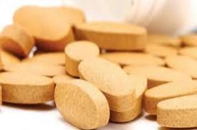 Lawan Corona, GP Farmasi: Produksi Vitamin Akan Ditingkatkan