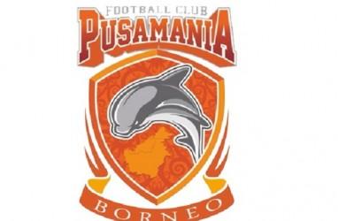 Meski Gaji Dipotong Hingga 75 Persen, Pemain Borneo FC Tetap Berdonasi