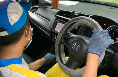 Cegah COVID-19, Honda Ajak Pelanggan Parkir di Rumah