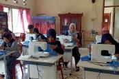 Antisipasi Corona, Balai Latihan Kerja Purbalingga Diminta Produksi Masker Kain