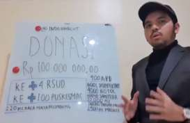IndoHaircut Donasikan Rp100 Juta untuk Beli APD Tenaga Medis