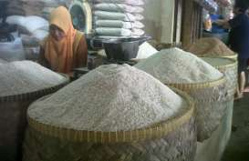 Jelang PSBB Jakarta, Seperti Apa Stok Beras di Food Station?