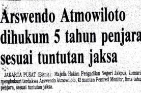 Historia Bisnis : Main-main Arswendo Soal Nabi Muhammad…