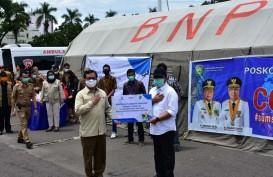 46 BUMN di Sumsel Bantu Penanganan Corona, Pusri Jadi Koordinator