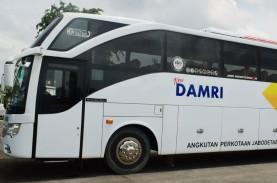 PSBB Jakarta, AP II: Transportasi ke Bandara Tetap…
