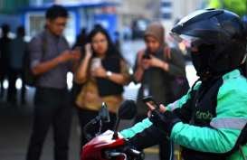 PSBB Jakarta, Layanan GrabBike Disetop Sementara