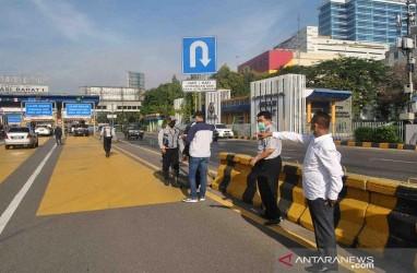 Implementasi PSBB, Lalu Lintas dari Bekasi ke Jakarta Turun