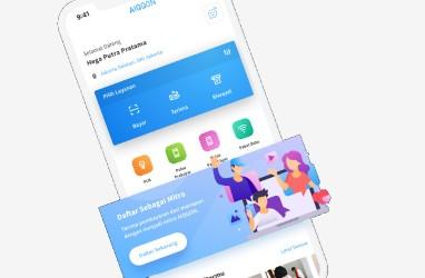 Aplikasi Aiqqon Dukung Bank Indonesia Hadirkan Cashless & Contactless