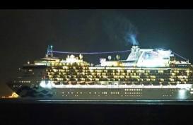 Setelah Disinfeksi Besar, Status Karantina Kapal Pesiar Diamond Princess Dicabut