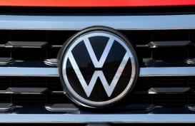 Volkswagen Ubah Logo, Bakal Debut di Atlas Cross Sport 2020