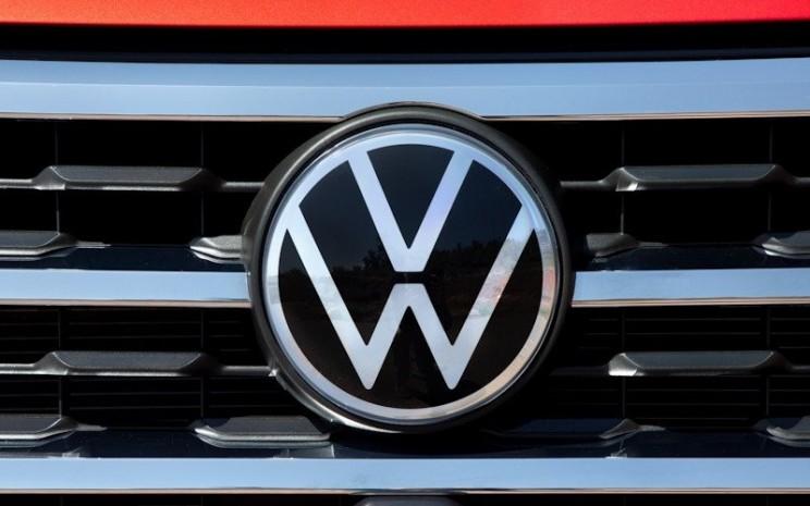 Logo Baru Volkswagen - Antara/VW.