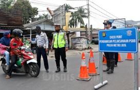 PSBB Bogor, Depok dan Bekasi Diumumkan Hari Ini