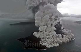 Ada Dentuman saat Erupsi Anak Krakatau, BMKG: Tak Perlu Khawatir