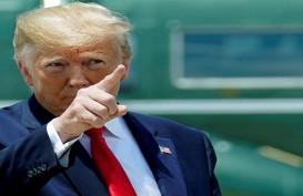 Bantu Italia, Trump Cegah Kampanye Disinformasi China dan Rusia