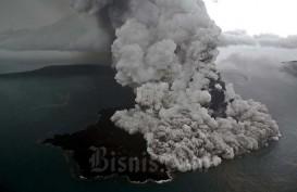 Tidak Ada Kaitan Antara Erupsi Gunung Anak Krakatau dan Suara Dentuman