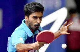 Jaga Kebugaran, Atlet Tenis Meja Asal India ini Latihan…