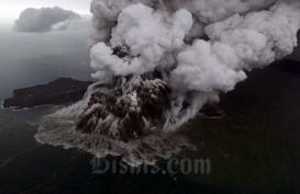 Misteri Bunyi Dentuman di Sabtu Pagi, Ini Penjelasan Vulkanolog ITB