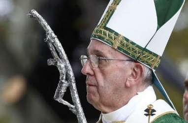 Paus Fransiskus : Jangan Menyerah pada Rasa Takut