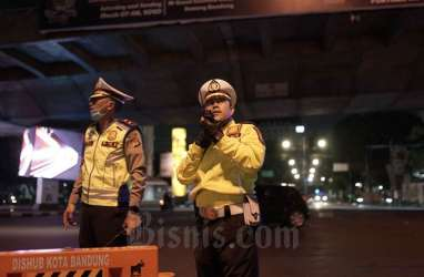 Polisi Gencarkan Patroli, Putus Rantai Covid-19 dan Cegah Kriminalitas