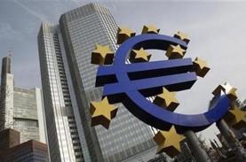 Bank Sentral Eropa Sebut Ekonomi Zona Euro Paling…