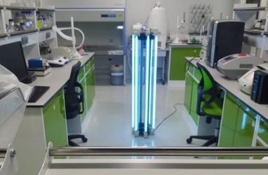 Indonesia Kembangkan Robot untuk Sterilisasi dan Disinfeksi Ruang Isolasi Pasien Corona