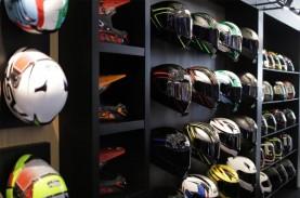 Cegah Covid-19, RSV Helmet Tutup Gerai Buka Toko Online