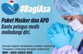 Bisnis Indonesia Bersama 3 Media Galang Dana Bantu Warga Terdampak COVID-19