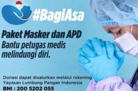 Bisnis Indonesia Bersama 3 Media Galang Dana Bantu…