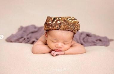 Foto-Foto Putra Ahok dan Puput, Yosafat, yang Menggemaskan