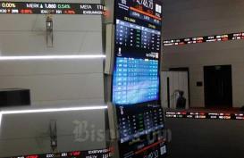 IHSG Sesi I Terkoreksi, Asing Net Buy Rp160,85 Miliar