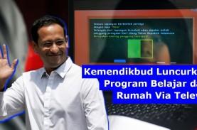 Program Belajar dari Rumah Bersama TVRI
