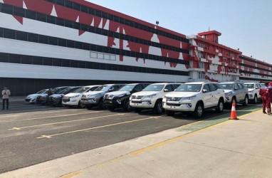 Aktivitas di Pabrik Toyota Indonesia Berhenti 5 Hari