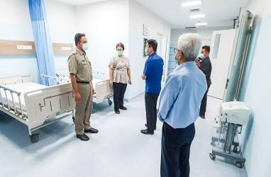 Pemerintah Tanggung Biaya Pasien Covid-19 di RS Siloam