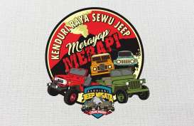 Dampak Corona: Omzet Rp3 Miliar Jeep Merapi Hilang, Pariwisata Sleman Rugi Rp38,11 Miliar