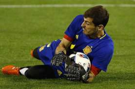 Iker Casillas Dijagokan Pimpin Federasi Sepak Bola…