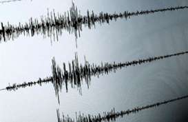 Gempa Bumi 5,1 M Guncang Ternate