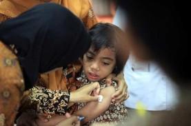 Sibuk Corona, 117 Juta Anak-anak Kehilangan Imunisasi…