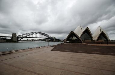 Kepercayaan Bisnis Australia Merosot ke Rekor Terendah
