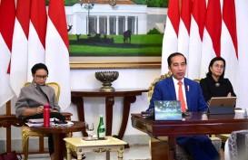 Jokowi Dorong Sinergi dan Kolaborasi Asean Lawan Covid-19