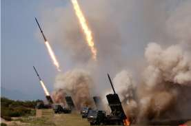 Di Tengah Pandemi Corona, Korea Utara Tembakkan Rudal…