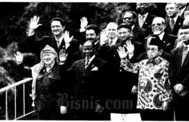 Historia Bisnis: Gus Dur yang Malas dengan Pidato Fidel Castro